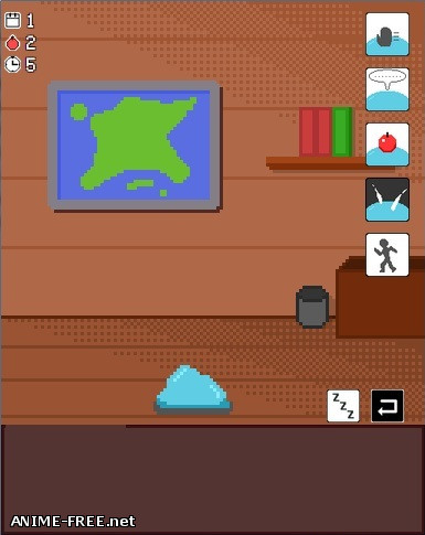 I Decided to Keep a Slime [2019] [Uncen] [SLG, DOT/Pixel, Animation] [ENG] H-Game