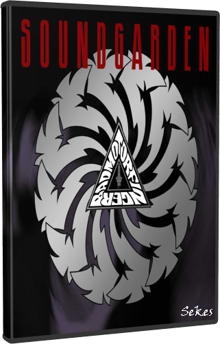 Soundgarden: Badmotorfinger - Live At The Paramount Theatre (2016, DVD9)