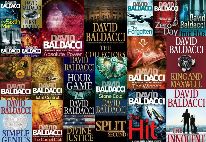 David Baldacci - Collection