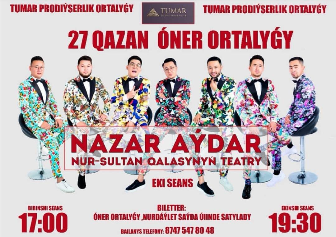 NAZAR AYDAR