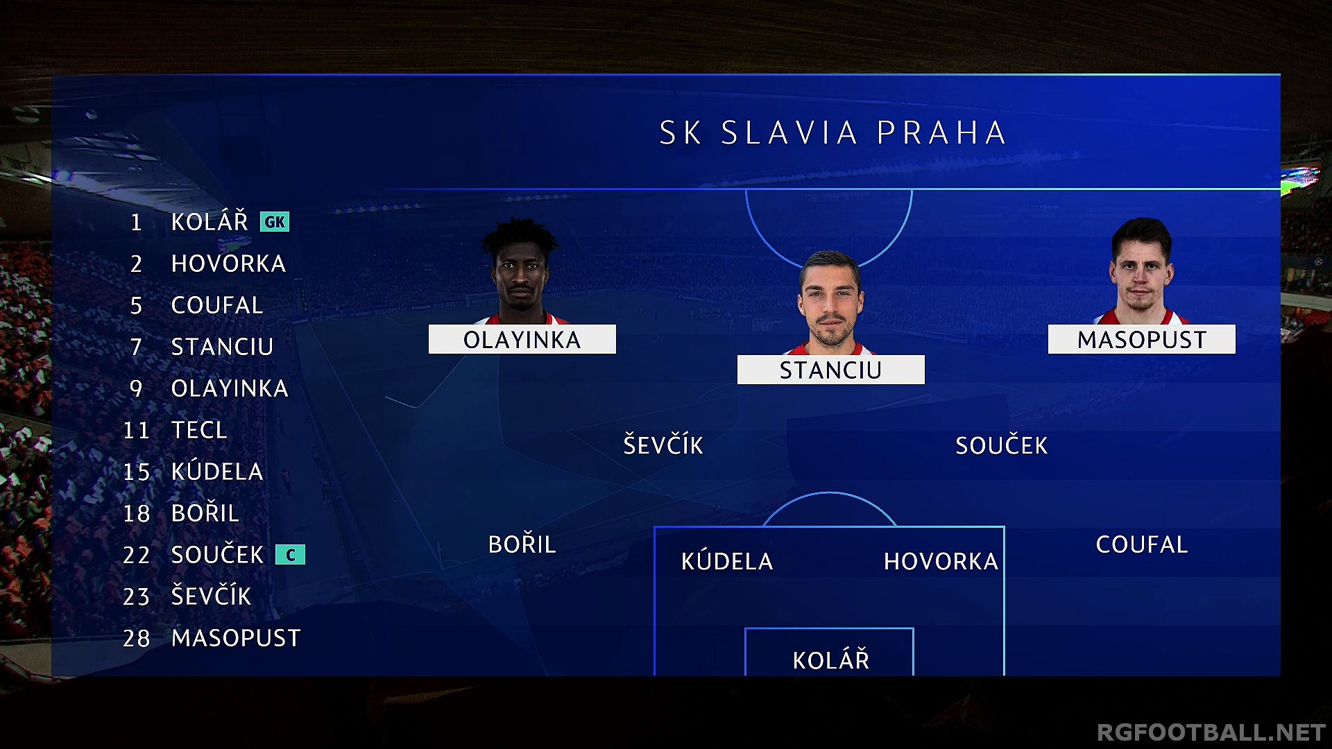 Borussia Dortmund Programm UEFA CL 2019//20 Slavia Prag