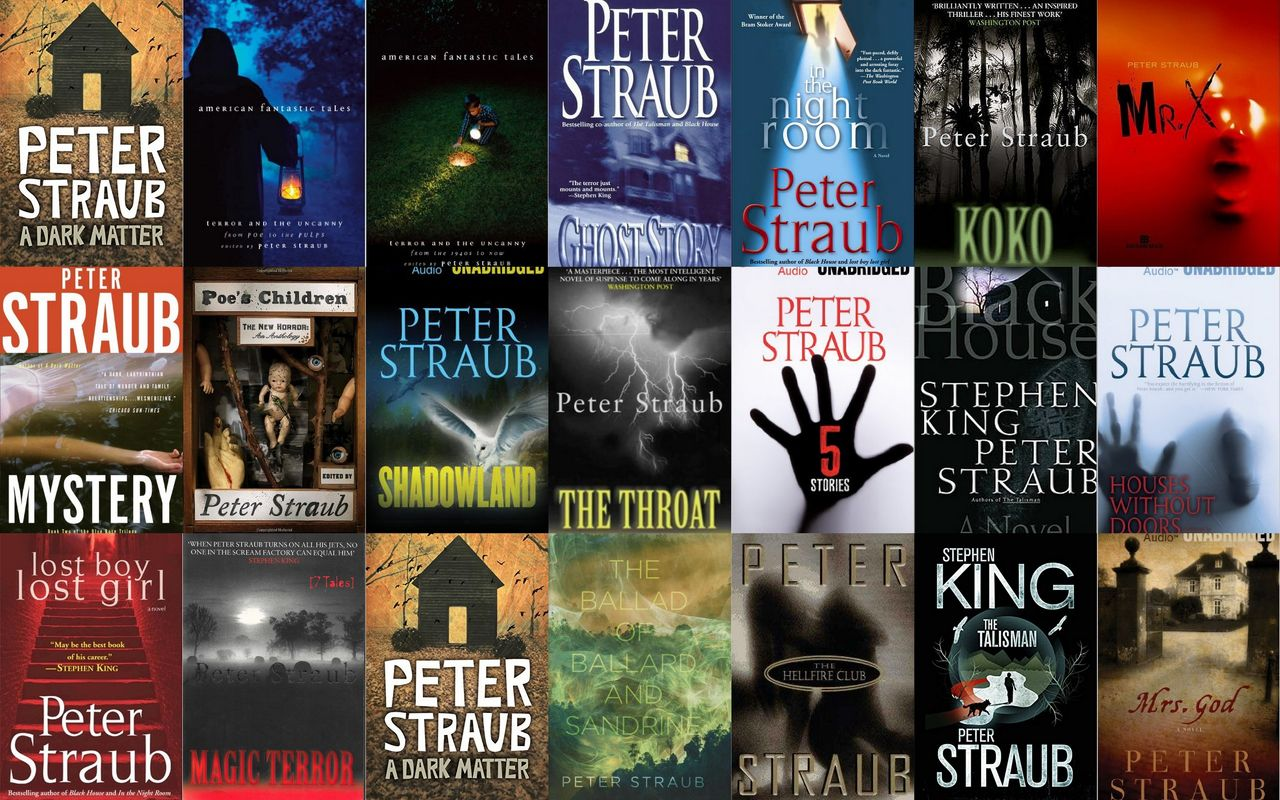 Peter Straub - Collection
