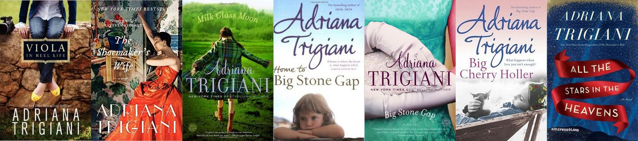 Adriana Trigiani - Collection