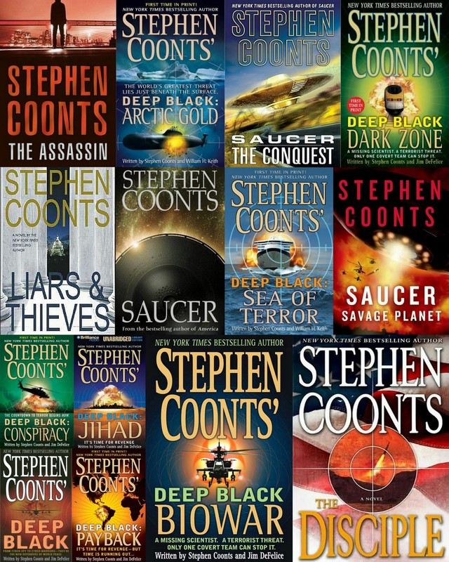 Stephen Coonts - Collection