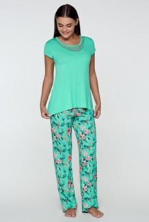 Nagete Комплект жен. (блузка и брюки)  31204250047