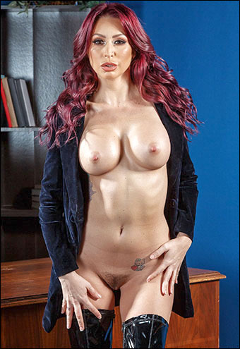 Monique Alexander - These Boots Were Made For Fucking