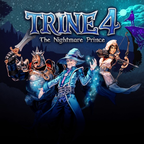 Trine 4: The Nightmare Prince | RePack By Xatab