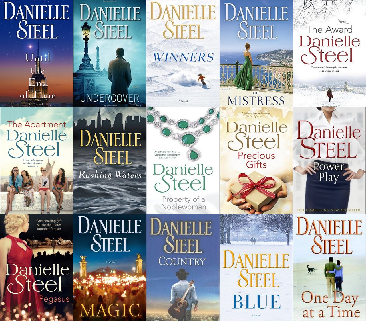 Danielle Steel - Collection