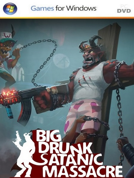 BDSM Big Drunk Satanic Massacre v1.0.14-HOODLUM