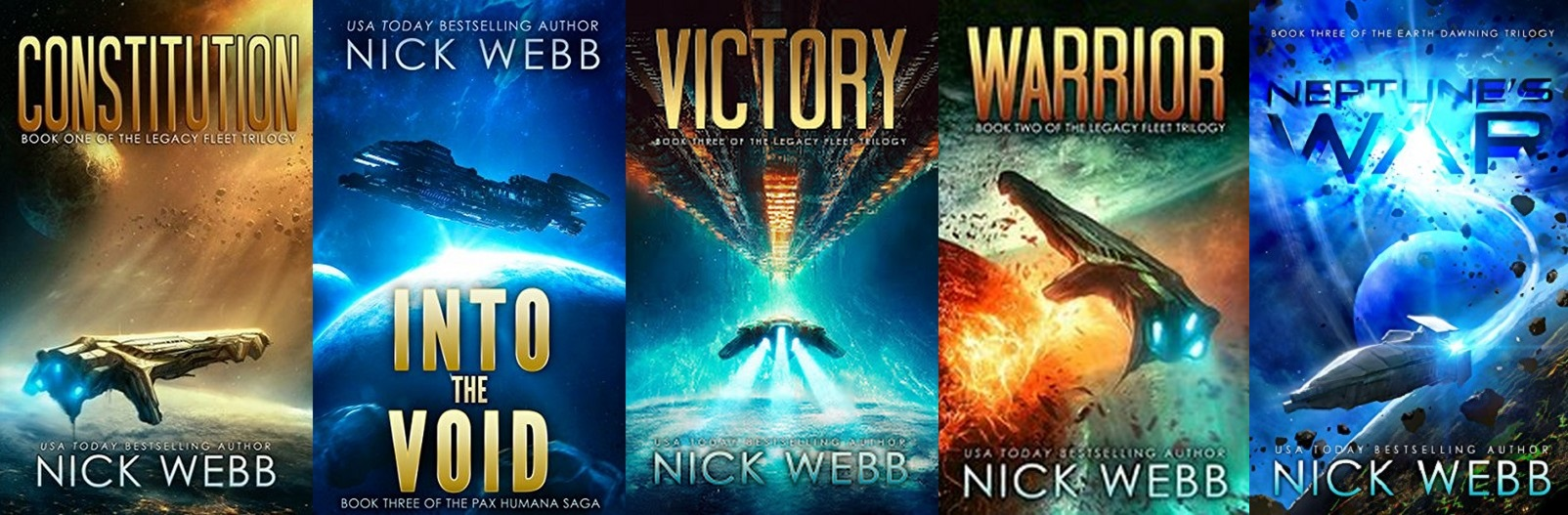 Nick Webb - Collection