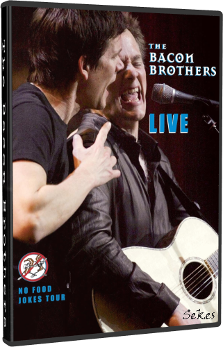 The Bacon Brothers Live - No Food Jokes Tour (2003, DVD9)