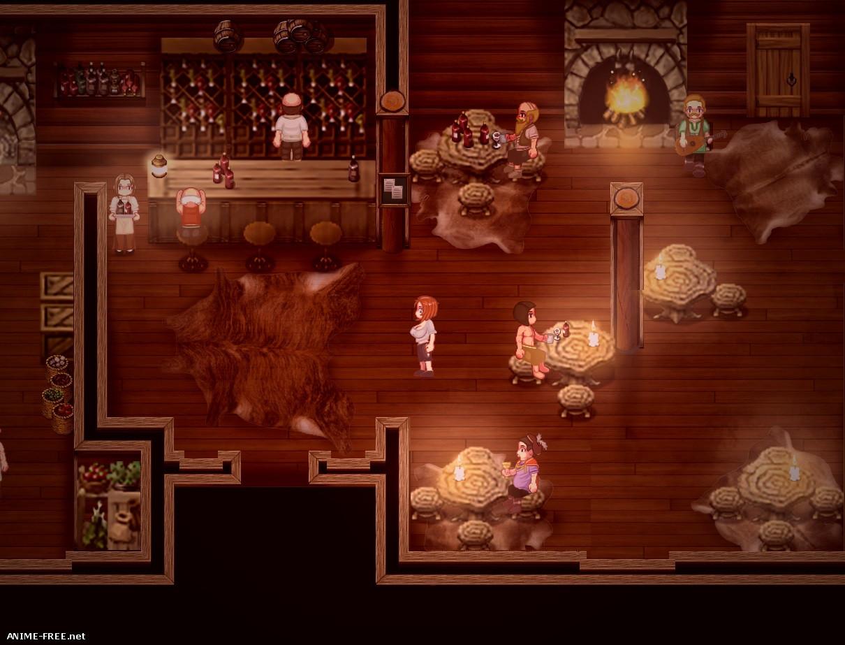 Bones' Tales: Survivor Guilt [2019] [Uncen] [RPG, ADV] [ENG] H-Game