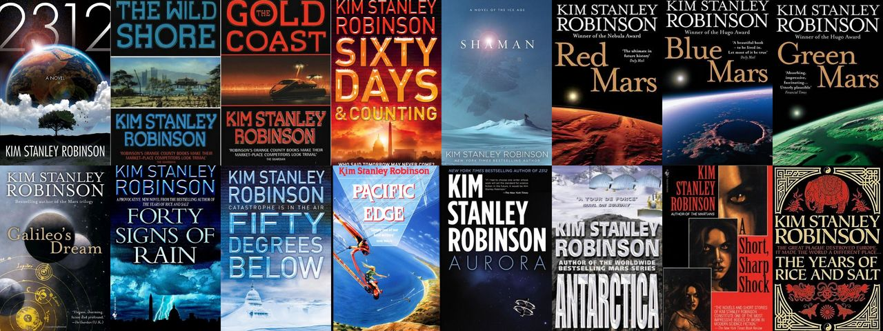 Kim Stanley Robinson - Collection
