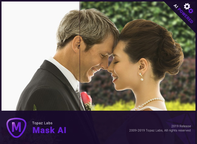 Topaz Mask AI 1.0.1 x64 (+ Portable) [2019, ENG]