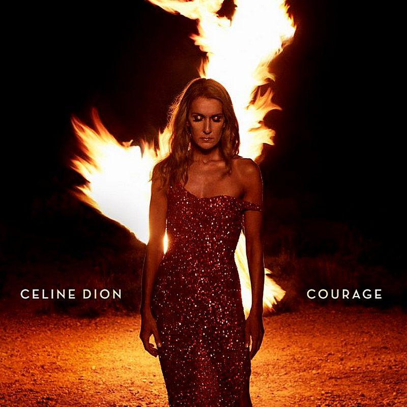 Celine Dion - Courage (2019)