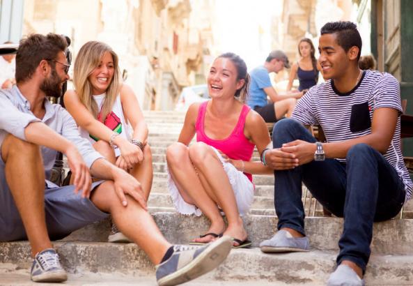 Курсы английского языка на Мальте