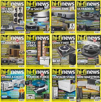 Hi-Fi News 2019 Full Year