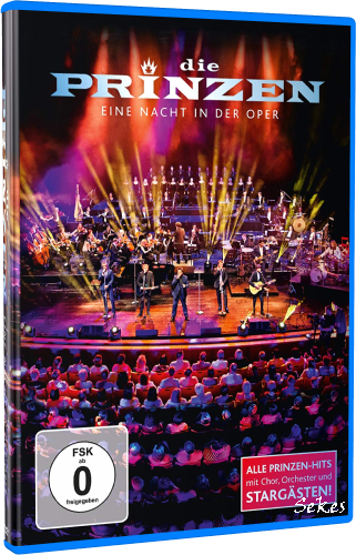 Die Prinzen - Eine Nacht In Der Oper (2015, Blu-ray)