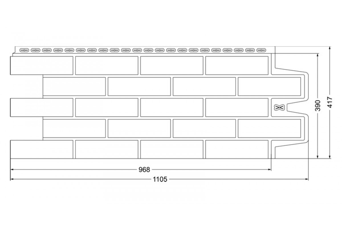 Конструктивная схема панелей Grand Line