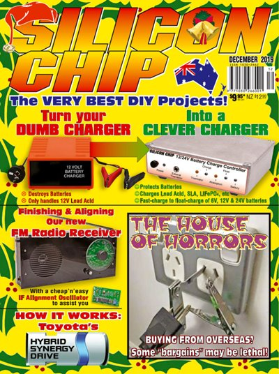 Silicon Chip №12 (December 2019)