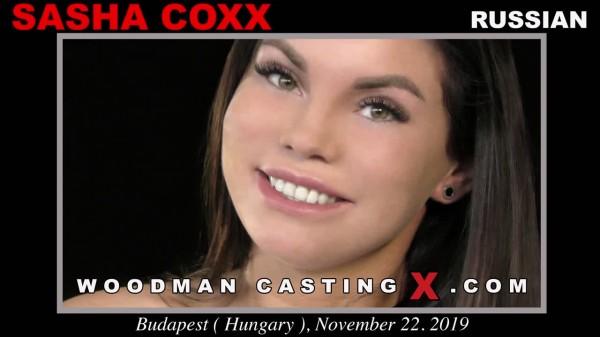 Sasha Coxx - Woodman Casting X 216 (2019) SiteRip |