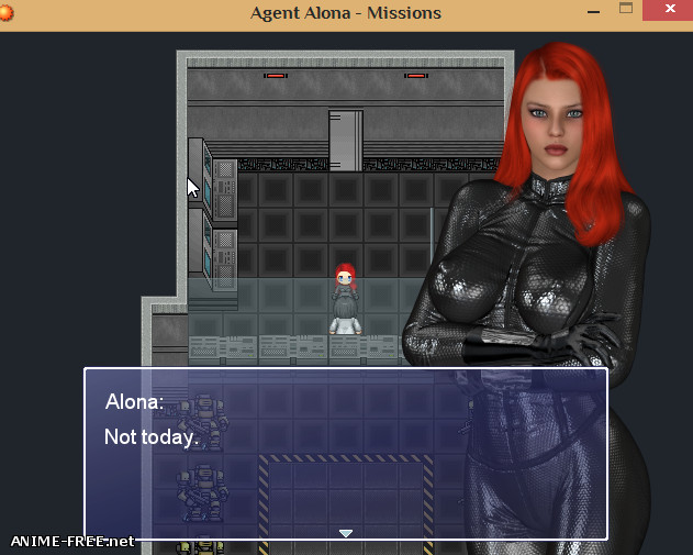 Agent Alona: Missions [2018] [Uncen] [RPG, 3DCG] [ENG] H-Game