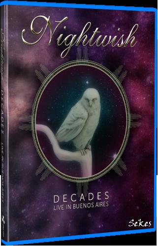 Nightwish - Decades Live in Buenos Aires (2019, BDRip 720p)