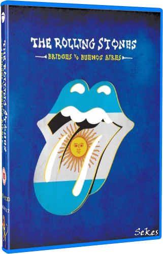 The Rolling Stones - Bridges To Buenos Aires (2019, BDRip 1080p)