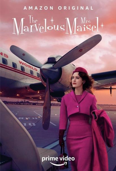 Удивительная миссис Мейзел / The Marvelous Mrs. Maisel [Сезон: 3, Серии: 1-7 (8)] (2019) WEBRip 1080р   Ozz