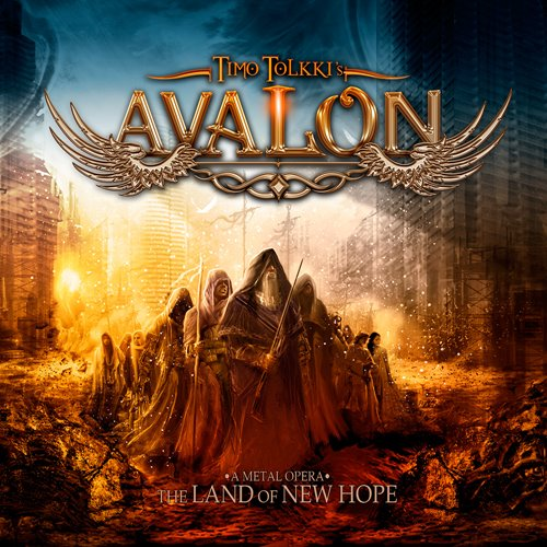 Timo Tolkkis Avalon - 3 Albums (2013-2019) 5CD [FLAC WavPack Lossless image + .cue] &ltSymphonic Power Metal>