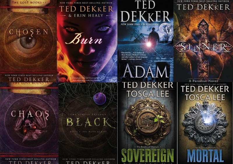 Ted Dekker - Collection