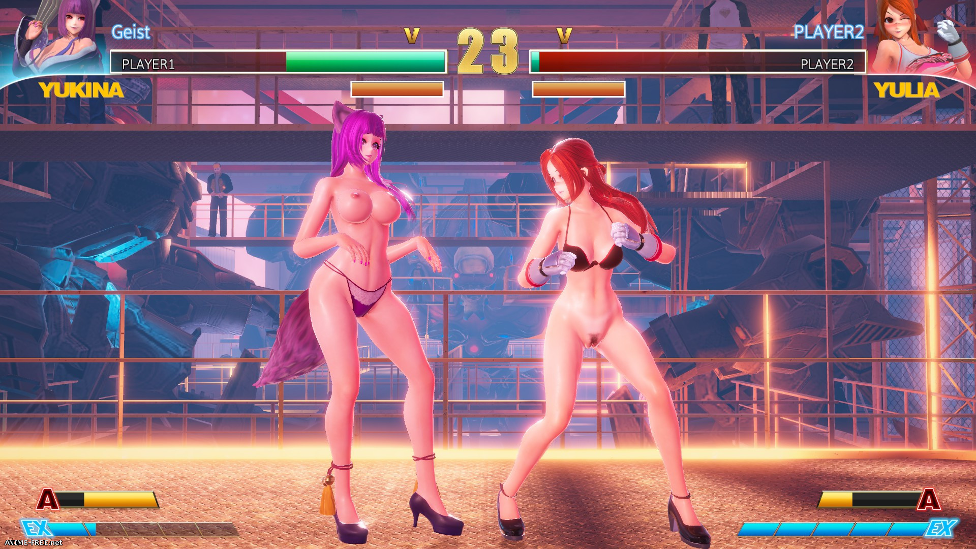 Fight Angel Special Edition [2019] [Uncen] [3D-Fighting] [ENG,JAP,CHI,KOR] H-Game