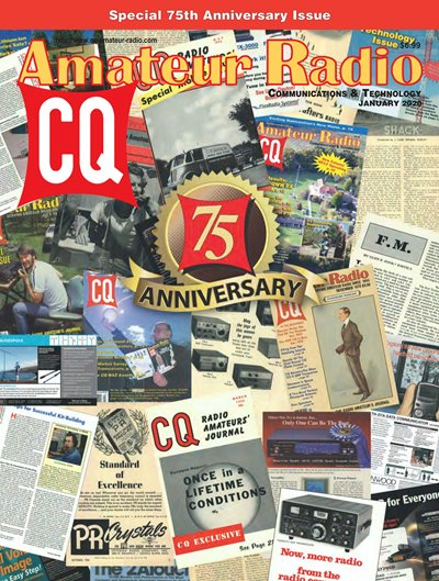 CQ Amateur Radio №1 (January 2020)