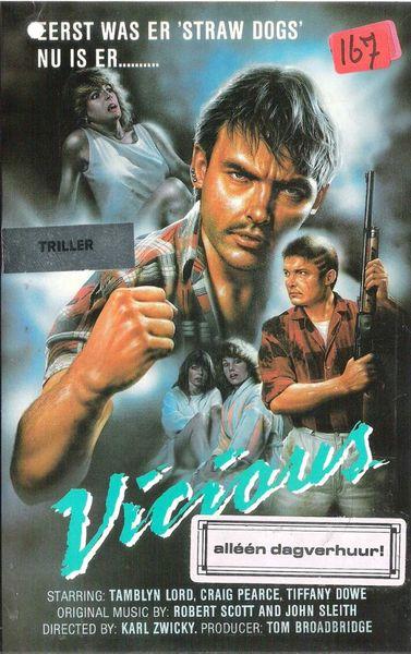 Совершить убийство / Порочный / To Make a Killing / Vicious! (1988) DVDRip-AVC | A