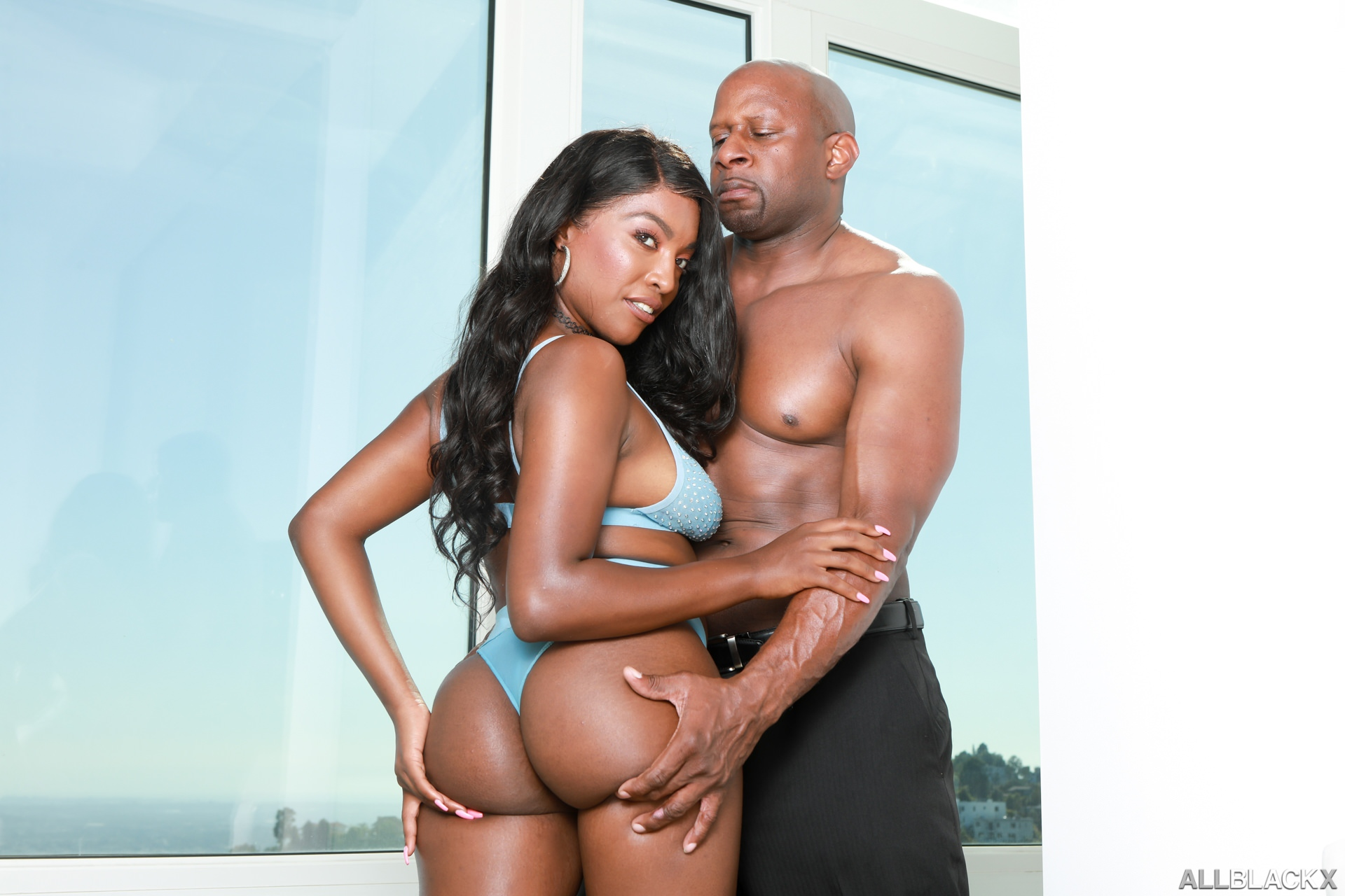 Daya Knight - All Anal Ebony Booty (2020) SiteRip |