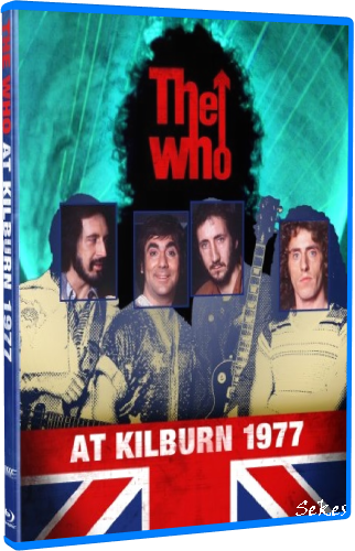 The Who - At Kilburn 1977 (2008, Blu-ray)