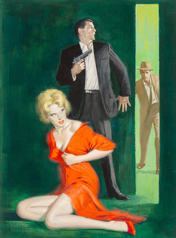 The Hunt Club, paperback cover, 1964.jpg