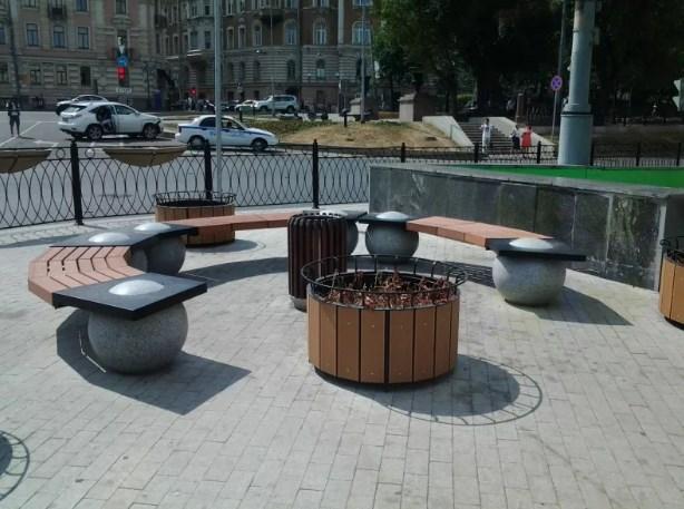 Благоустройство парков Москвы