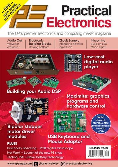 Practical Electronics №2 (February 2020)