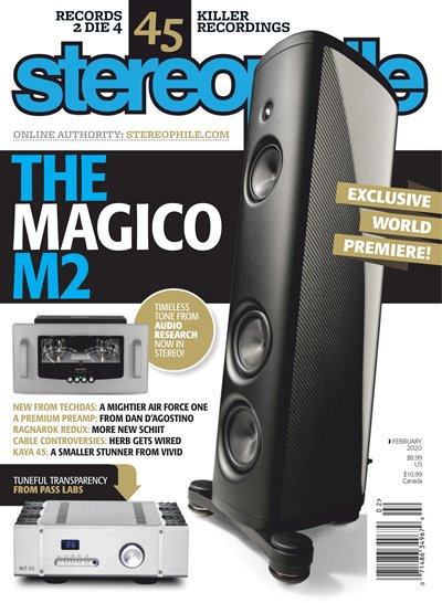 Stereophile No.2 2020
