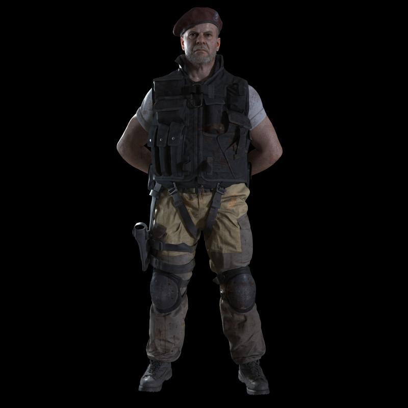 Новые подробности  Resident Evil 3: Nemesis B69715eafe5b84fd5ac6bf3844da271f