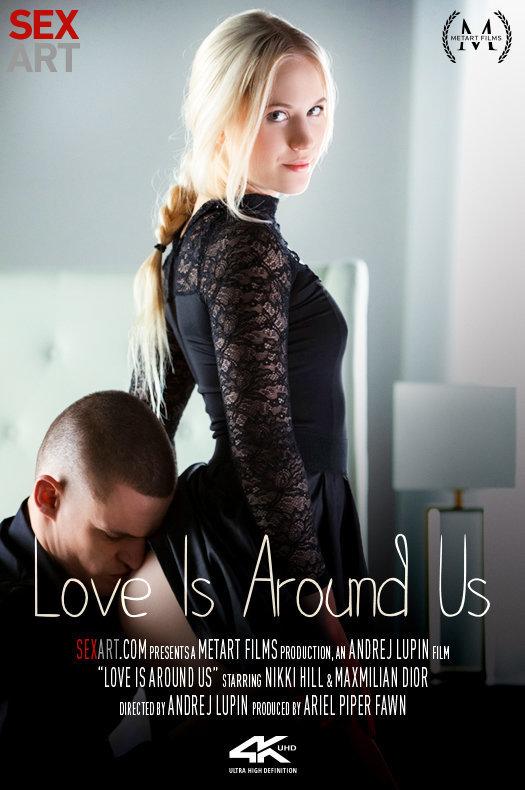 Nikki Hill - Love Is Around Us (2020) SiteRip |