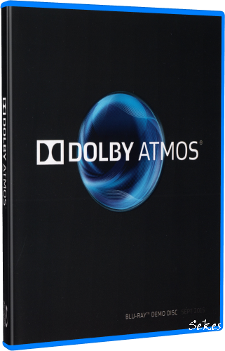 Dolby UHD Blu-Ray Demo Disc March 2018 (2018, Blu-ray)