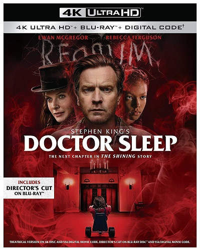 Doctor Sleep 2019 2160p UHD BluRay x265-AAA