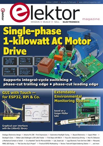 Elektor Electronics №1 (January-February 2020)