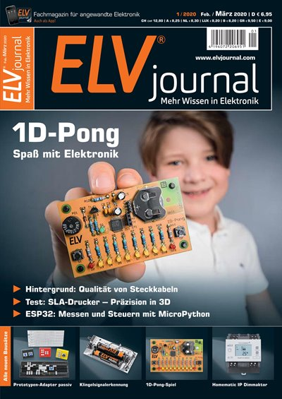 ELV Journal №1 2020
