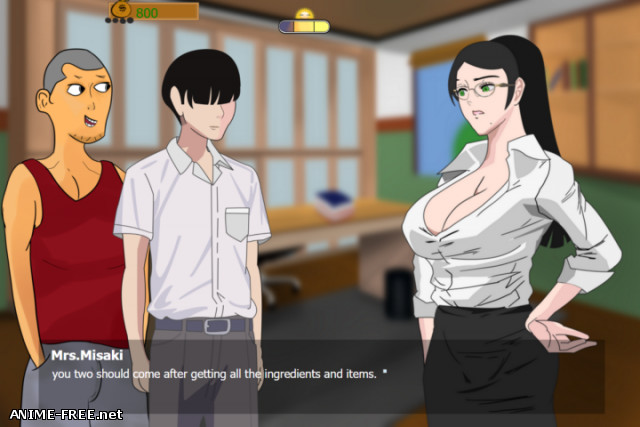 My Hunting Adventure Time [2020] [Uncen] [ADV, VN] [ENG] H-Game