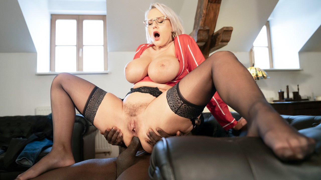 Angel Wicky - Anal and facial with big tits MILF (2020) SiteRip |