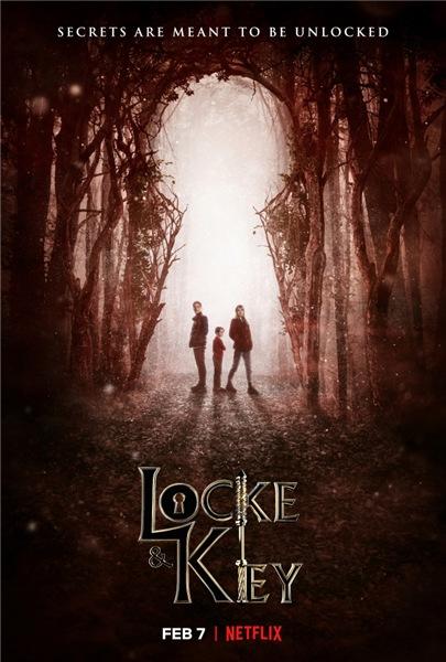 Замок и ключ / Ключи Локков / Locke & Key [01x01 из 10] (2020) WEB-DLRip | Пифагор