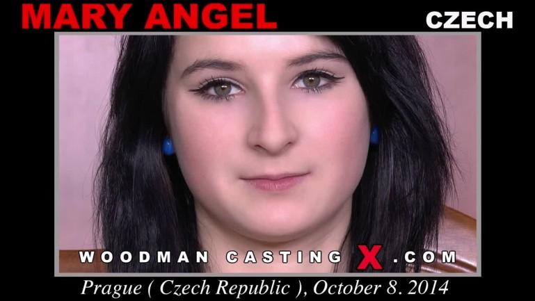 Mary Angel - Woodman Casting X 136 (2020) SiteRip |